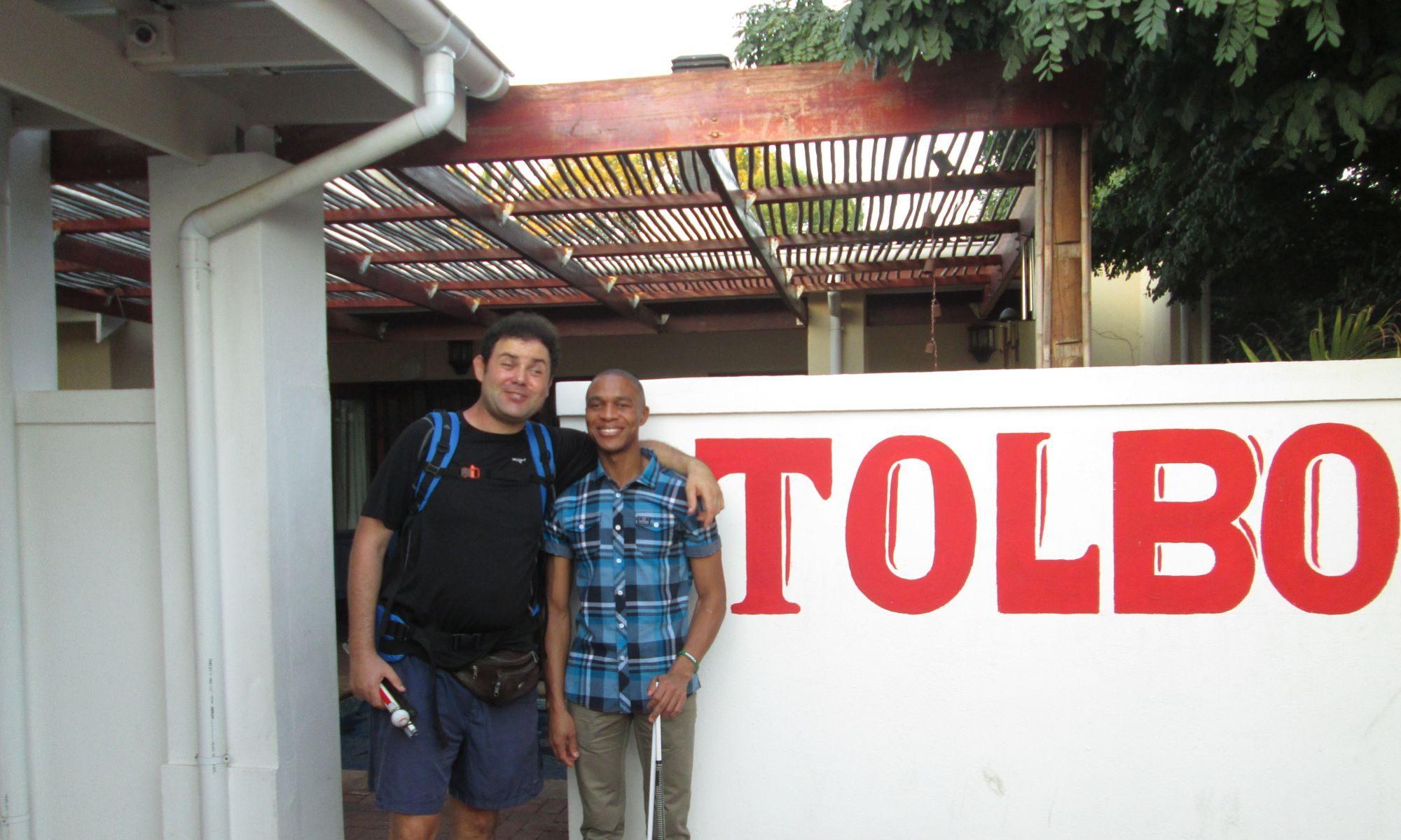Tolbos Backpackers