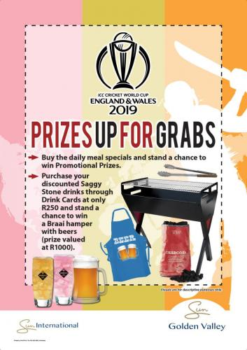 Cricket World Cup 2019 Prizes