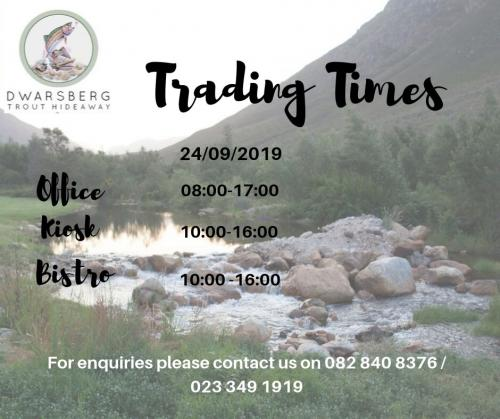 Trading Times (1)