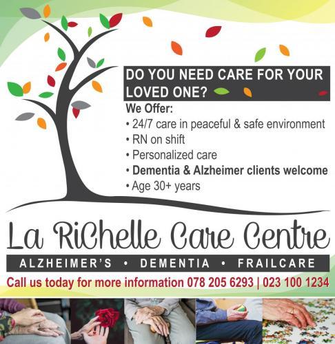 larichelle care center worcester ADVERT